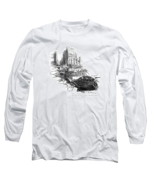 . . . And We've Got Wind Resistance Long Sleeve T-Shirt