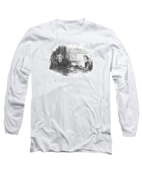 . . . L.s.u. 7 Long Sleeve T-Shirt