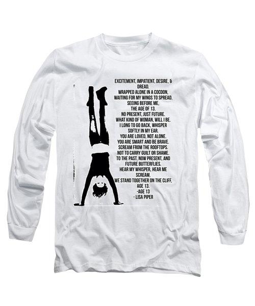 Age 13 Long Sleeve T-Shirt