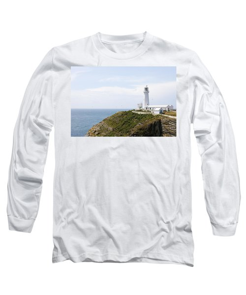 Lighthouse Landscape Long Sleeve T-Shirt