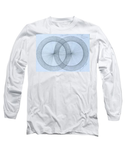 Magnetism Long Sleeve T-Shirt