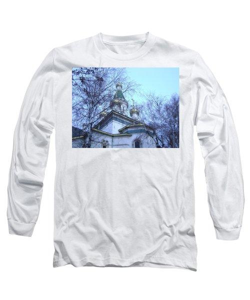 Orthodox Church Long Sleeve T-Shirt
