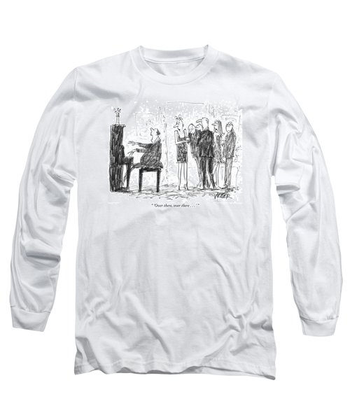 'over Long Sleeve T-Shirt