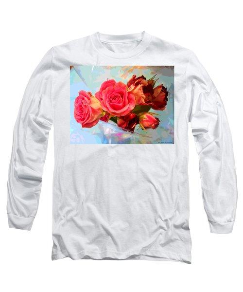 Roses 4 Lovers  Long Sleeve T-Shirt