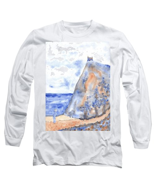 The House On The Hill 5 Long Sleeve T-Shirt