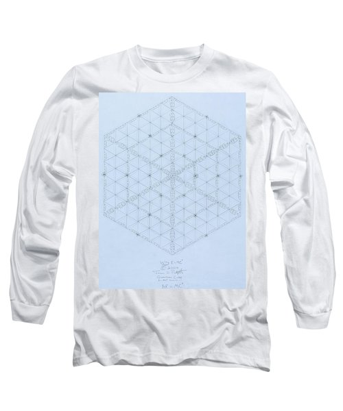 Why Energy Equals Mass Times The Speed Of Light Squared Long Sleeve T-Shirt