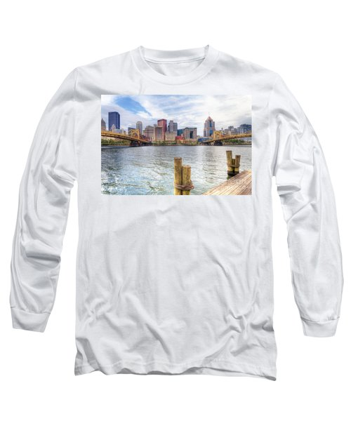0310 Pittsburgh 3 Long Sleeve T-Shirt