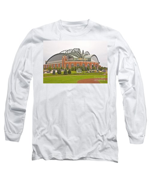 0622 Milwaukee's Miller Park Long Sleeve T-Shirt