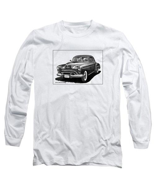 1950 Oldsmobile Rocket 88 Long Sleeve T-Shirt
