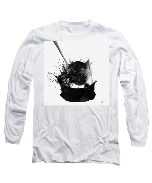 A World Within My Paint Pot ...---.... Long Sleeve T-Shirt