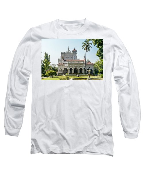 Aga Khan Palace Long Sleeve T-Shirt