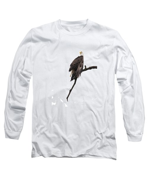 Bald Eagle 5 Long Sleeve T-Shirt