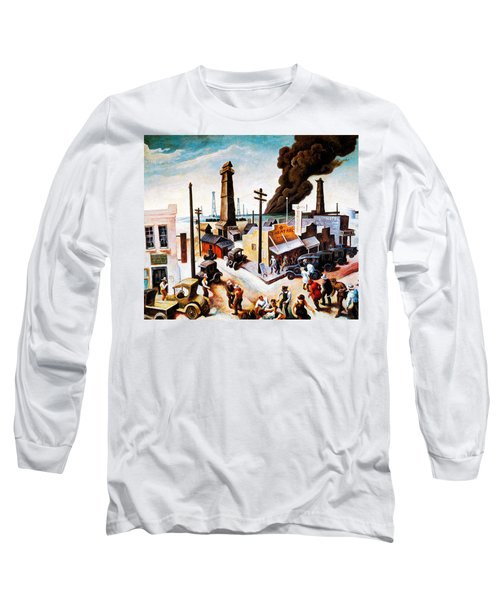Boomtown Long Sleeve T-Shirt