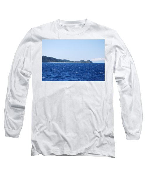 Bragini Beach Long Sleeve T-Shirt