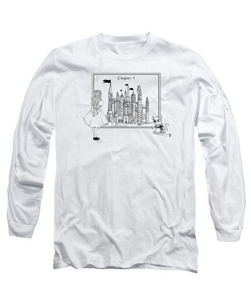 Chapter Nine Long Sleeve T-Shirt