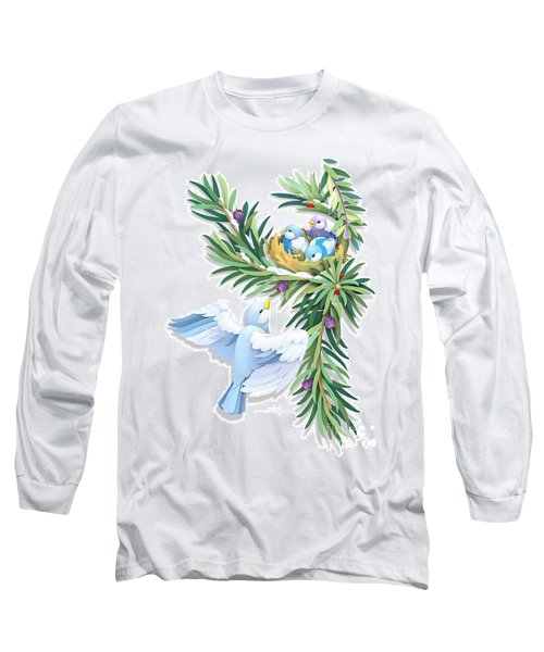 Checking In Long Sleeve T-Shirt
