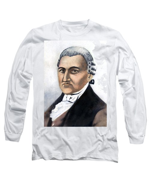 David Brearley (1745-1790) Long Sleeve T-Shirt by Granger
