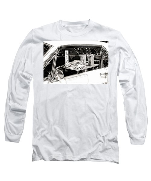 Drive-in Long Sleeve T-Shirt