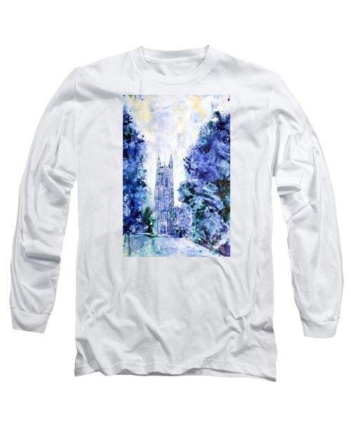 Duke Chapel Long Sleeve T-Shirt