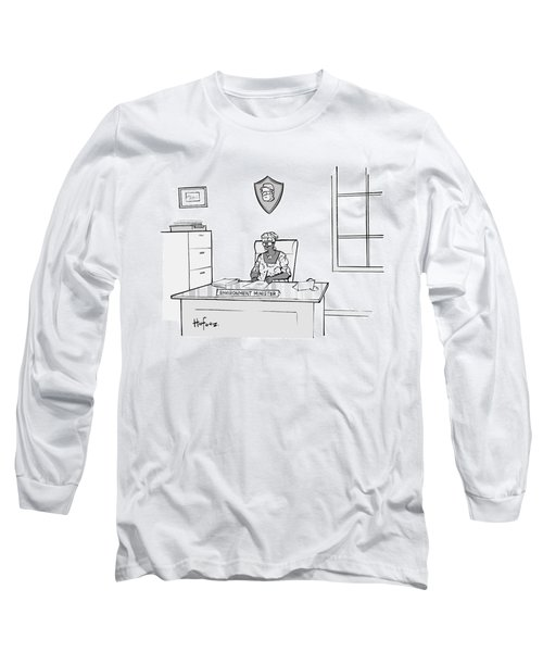 Environment Minister Long Sleeve T-Shirt