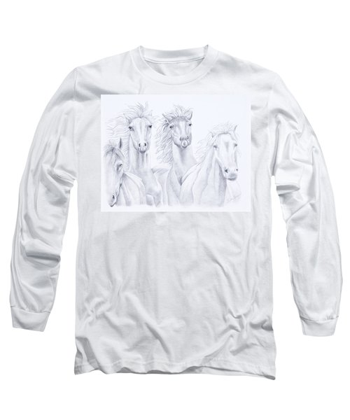 Four For Freedom Long Sleeve T-Shirt