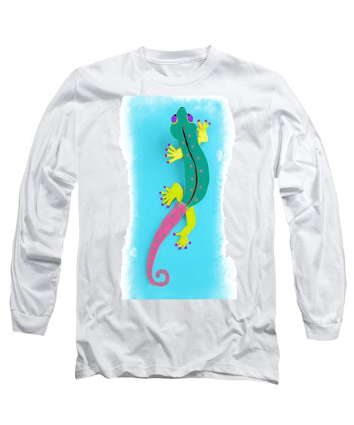 Gecko Two Long Sleeve T-Shirt