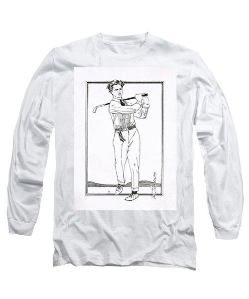Golfer 1915 Long Sleeve T-Shirt