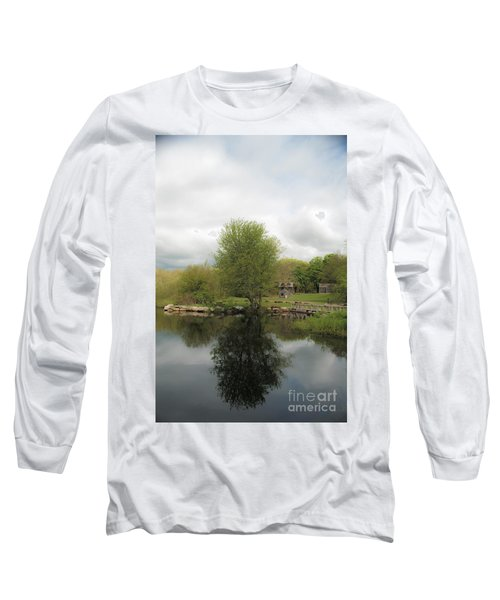 Grays Mill Pond Long Sleeve T-Shirt