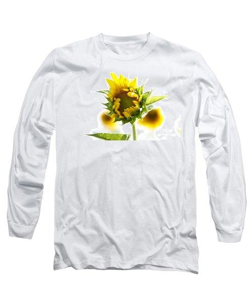 Helianthus Annuus Long Sleeve T-Shirt