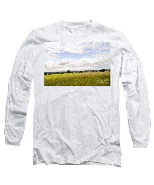 Hill Of Tara Long Sleeve T-Shirt