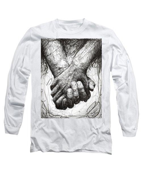 Holding Hands Long Sleeve T-Shirt