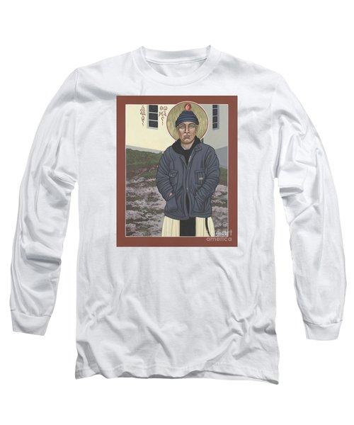 Holy World Evangelist Thomas Merton 267 Long Sleeve T-Shirt