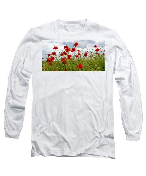In Flanders Fields Long Sleeve T-Shirt