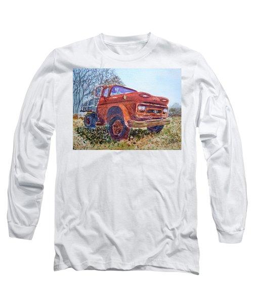 Irene's Viking Long Sleeve T-Shirt