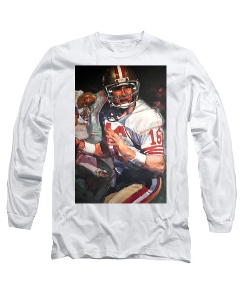 Joe Montana Long Sleeve T-Shirt