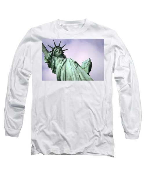 Liberty Lady Long Sleeve T-Shirt