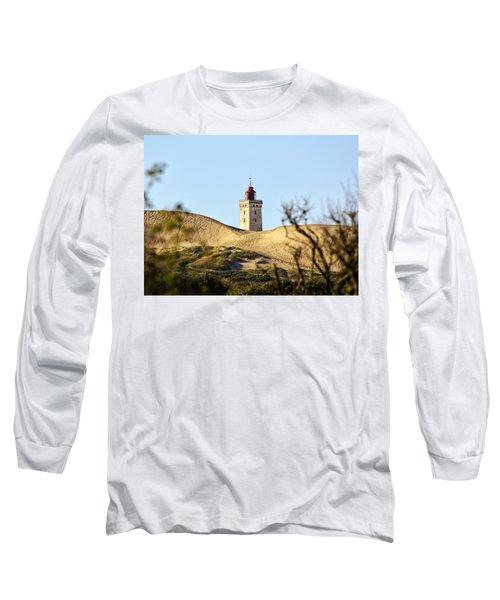 Lighthouse Long Sleeve T-Shirt by Mike Santis