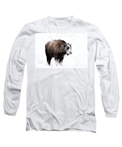 Lone Calf Long Sleeve T-Shirt