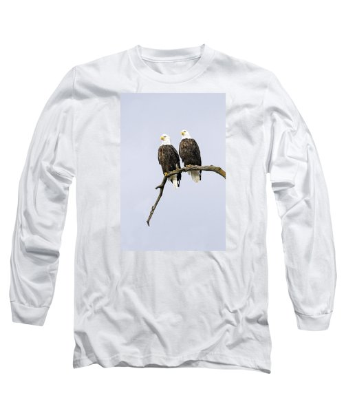 Majestic Beauty 2 Long Sleeve T-Shirt by David Lester