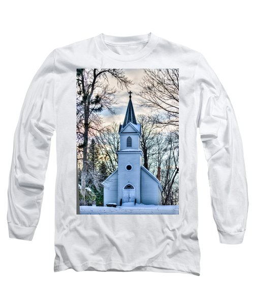 Maria Chapel Long Sleeve T-Shirt by Paul Freidlund