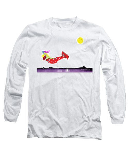 Mermaid 2 Long Sleeve T-Shirt