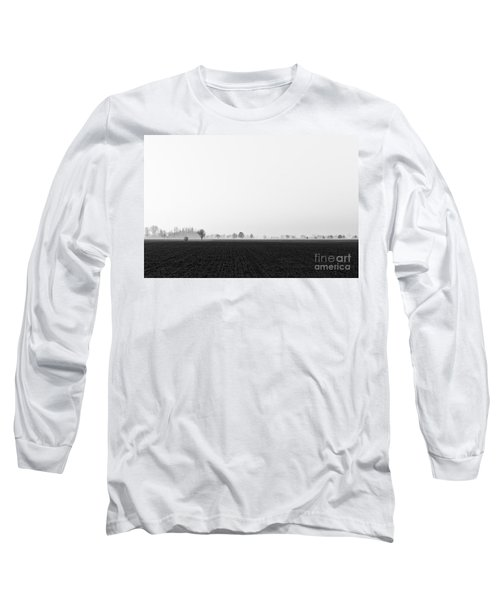 Moonland Long Sleeve T-Shirt by Traven Milovich