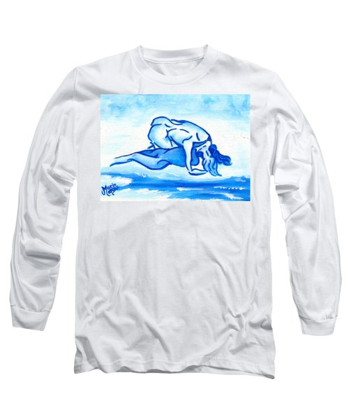 Ocean Of Desire Long Sleeve T-Shirt