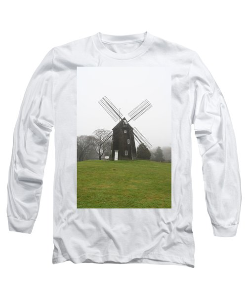Old Hook Mill Long Sleeve T-Shirt
