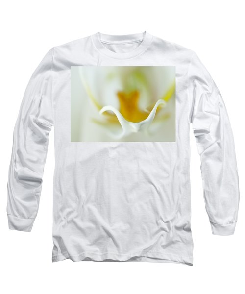 Moth Orchid Macro Long Sleeve T-Shirt