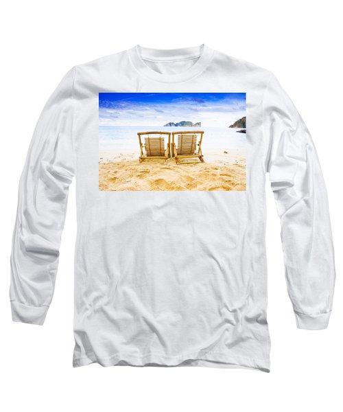 Phi Phi Island Thailand Long Sleeve T-Shirt