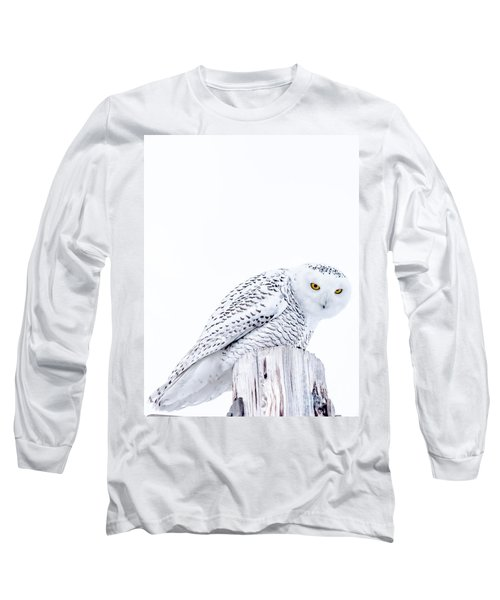 Piercing Eyes Long Sleeve T-Shirt