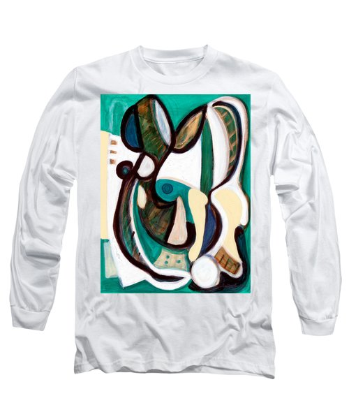 Portrait Of My Innocence Long Sleeve T-Shirt by Stephen Lucas