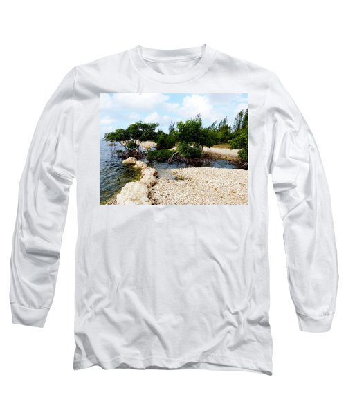 Long Sleeve T-Shirt featuring the photograph Reclamation 6 by Amar Sheow