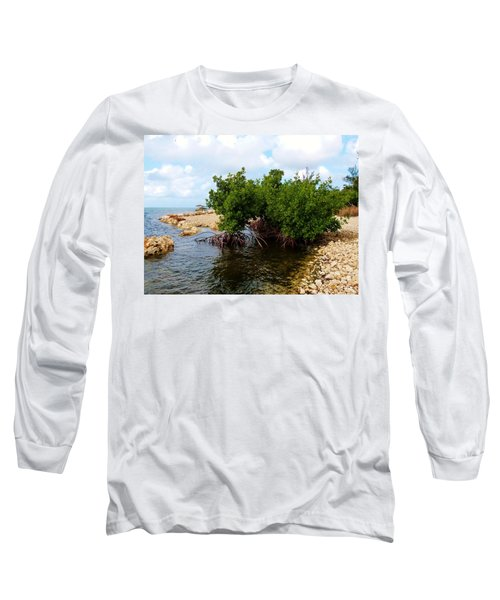 Long Sleeve T-Shirt featuring the photograph Reclamation 7 by Amar Sheow